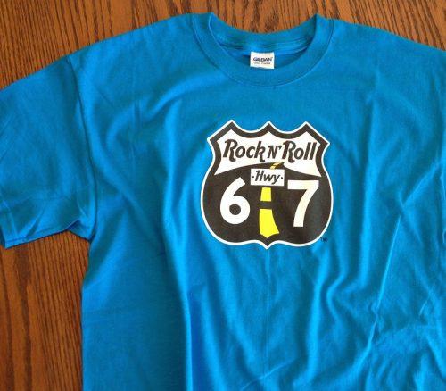 2012 Festival T-Shirt (Front)