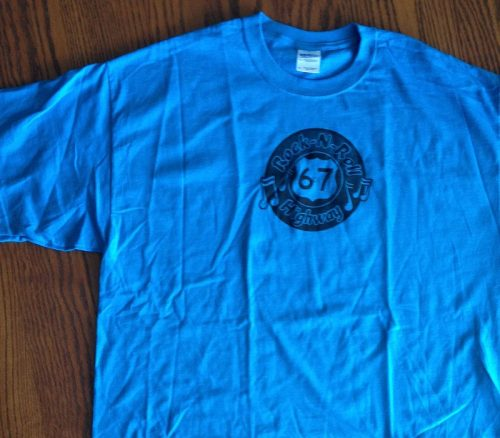 2011 Festival T-Shirt (Front)