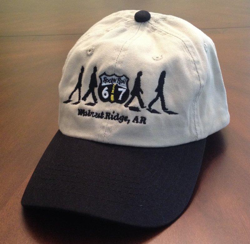 ridge cap beatles baseball hat