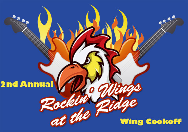2017 Rockin' Wings at the Ridge Cookoff