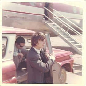George Harrison in Walnut Ridge Arkansas
