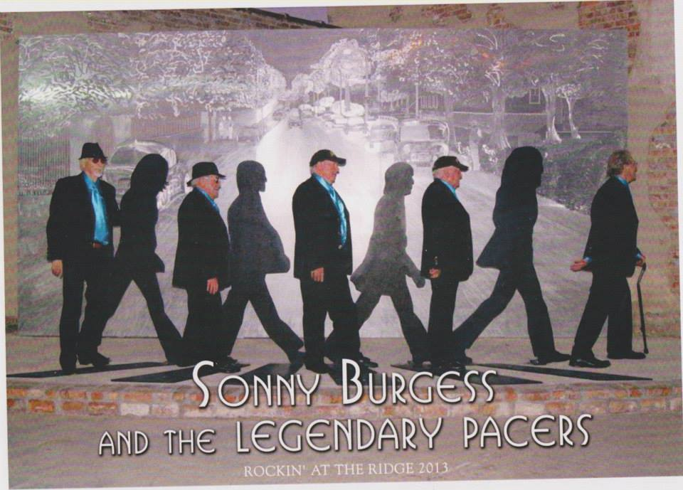 Legendary Pacers Abbey Road