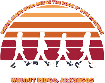 Beatles at the Ridge Music Festival – Walnut Ridge, Arkansas – Sept 20 & 21, 2019 Logo